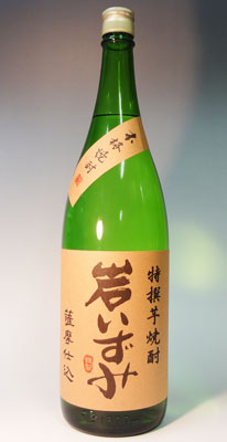 s【送料無料6本入りセット】(鹿児島)岩いずみ 25度 1800ml 芋焼酎