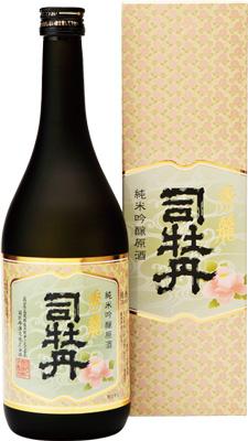 【送料無料6本入りセット】(高知)司牡丹 純米吟醸原酒 秀麗 720ml