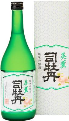 【送料無料6本入りセット】(高知)司牡丹 純米吟醸 美薫(びくん) 720ml
