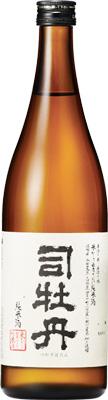 s【送料無料12本入りセット】(高知)司牡丹 米から育てた純米酒 720ml