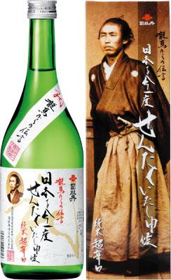 s【送料無料12本入りセット】(高知)司牡丹 純米 日本を今一度 720ml