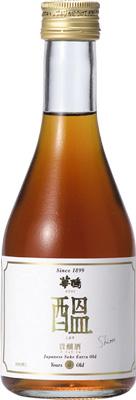 【送料無料12本入りセット】(広島)華鳩 貴醸酒「しおり」8年貯蔵 300ml