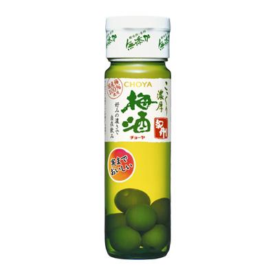 s【送料無料12本入りセット】チョーヤ梅酒 紀州 容量:720ml 梅の実:100ml アルコール分:14%