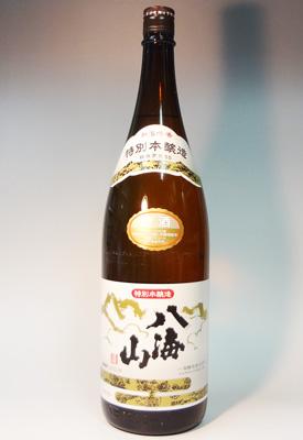 s【送料無料6本入りセット】八海山 特別本醸造 1800ml 新潟県