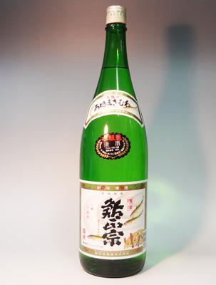 s【送料無料6本入りセット】(新潟)鮎正宗 本醸造 1800ml