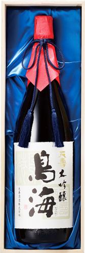 s【クール便料金&送料無料6本入りセット】(秋田)天寿(てんじゅ) 大吟醸 鳥海 1800ml