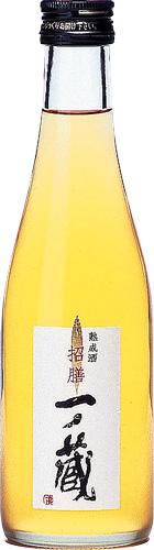 【送料無料24本入りセット】(宮城)一ノ蔵 純米熟成酒 招膳 300ml