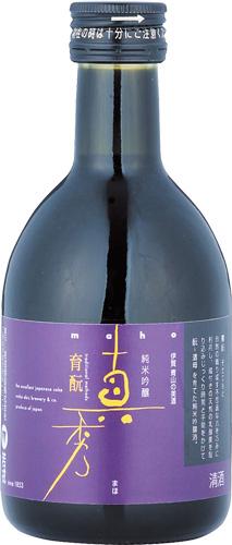 s【送料無料24本入りセット】(三重)若戎(わかえびす)育もと(そだてもと)純米吟醸 真秀 300ml