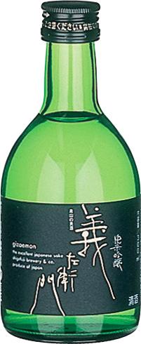 【送料無料24本入りセット】(三重)若戎(わかえびす)純米吟醸 義左衛門(ぎざえもん)300ml
