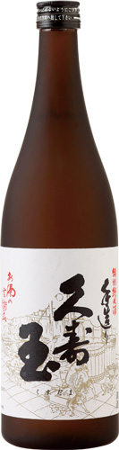 s【送料無料12本入りセット】(岐阜)久寿玉 手造り特別純米酒 720ml
