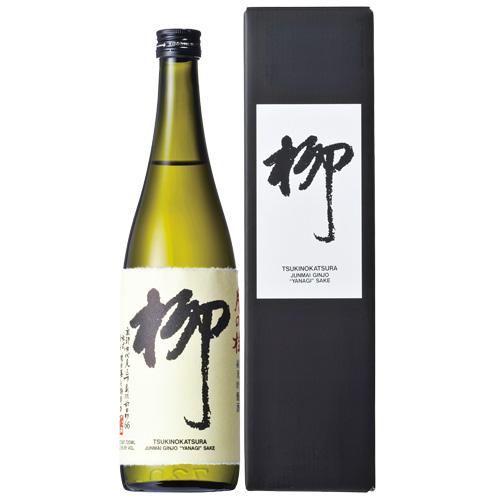 s【送料無料6本入りセット】(京都)月の桂 柳 純米吟醸 720ml