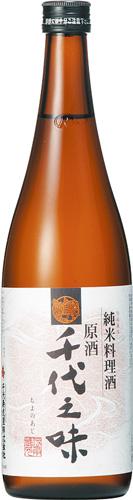 s【送料無料12本入りセット】(山形)純米料理酒 千代之味 ちよのあじ 720ml