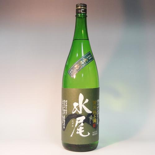 長野 おすすめ特集 今だけ限定15%OFFクーポン発行中 水尾 みずお 1800ml 金紋錦仕込み 特別純米酒