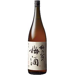 s【送料無料6本セット】梅乃宿の梅酒 1800ml 梅の宿