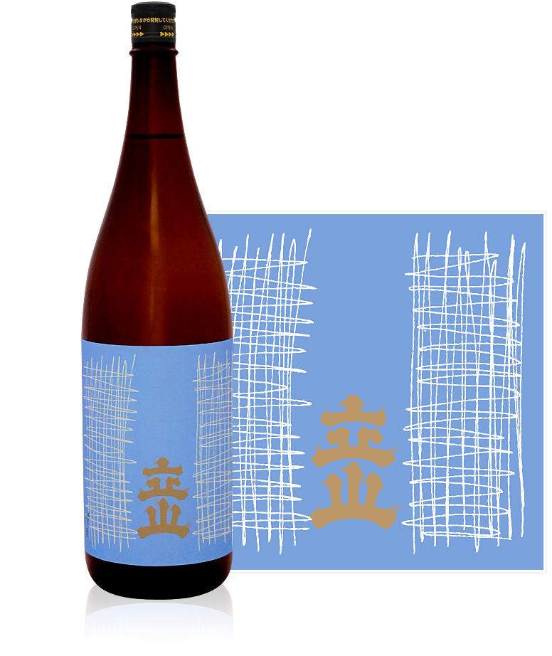s【送料無料】(富山)立山 本醸造 1800ml 6本セット