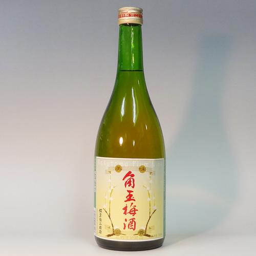 s【送料無料12本入りセット】(鹿児島)佐多宗二商店角玉梅酒 720ml