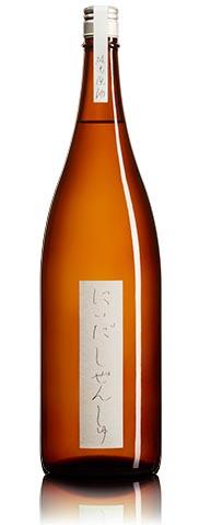 s【送料無料6本入りセット】(福島)にいだしぜんしゅ 純米原酒 1800ml リニューアル