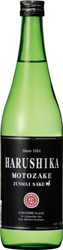 s【送料無料12本セット】 (奈良)春鹿 MOTOZAKE純米基酒 720ml もとざけ モトザケ