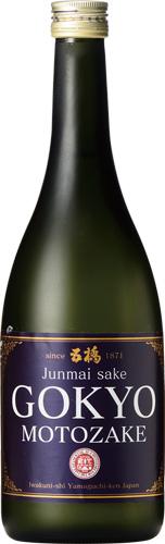 s【送料無料12本セット】 (山口)五橋 純米酒 MOTOZAKE基酒 720ml もとざけ モトザケ