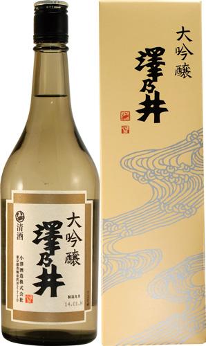 s【送料無料6本セット】(東京)澤乃井 大吟醸 720ml
