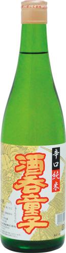 s【送料無料12本セット】(京都)酒呑童子 純米 720ml