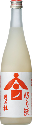 s【クール便送料無料6本セット】(京都)月の桂 祝米 純米大吟醸にごり酒 720ml 活性