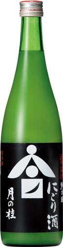 s【クール便送料無料6本セット】(京都)月の桂 純米にごり酒 720ml 活性