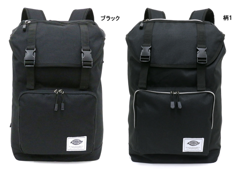 4e39bc1ef266 MARUKAWA  Dickies backpack men fashion polyester black