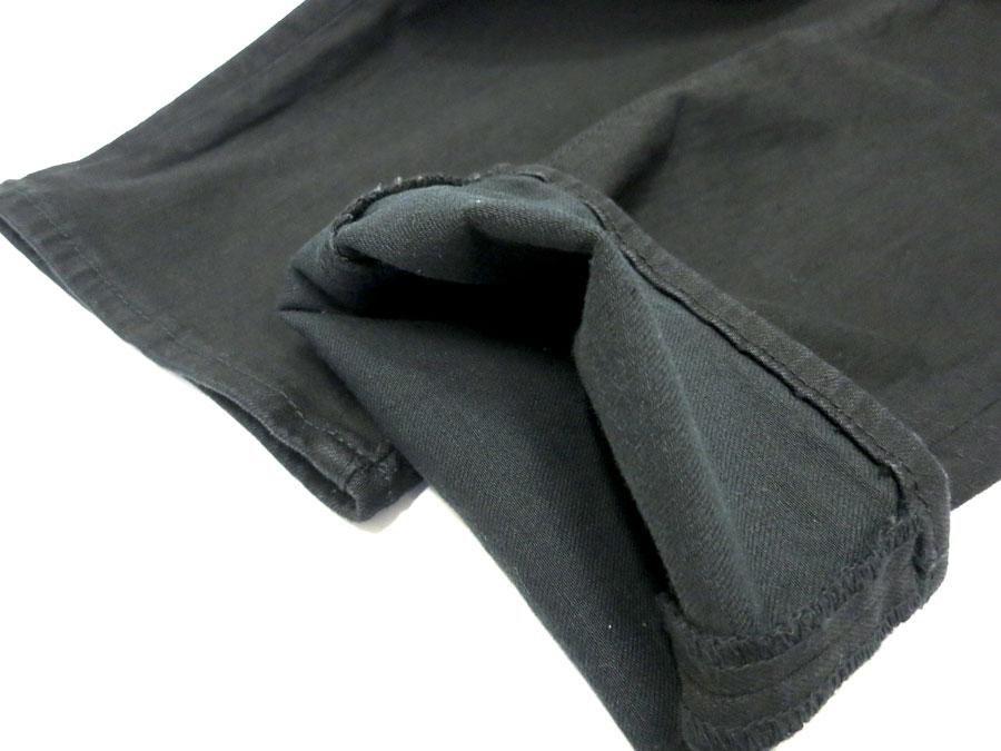 牛仔裤人牛仔裤伸展金鸡纳霜黑色