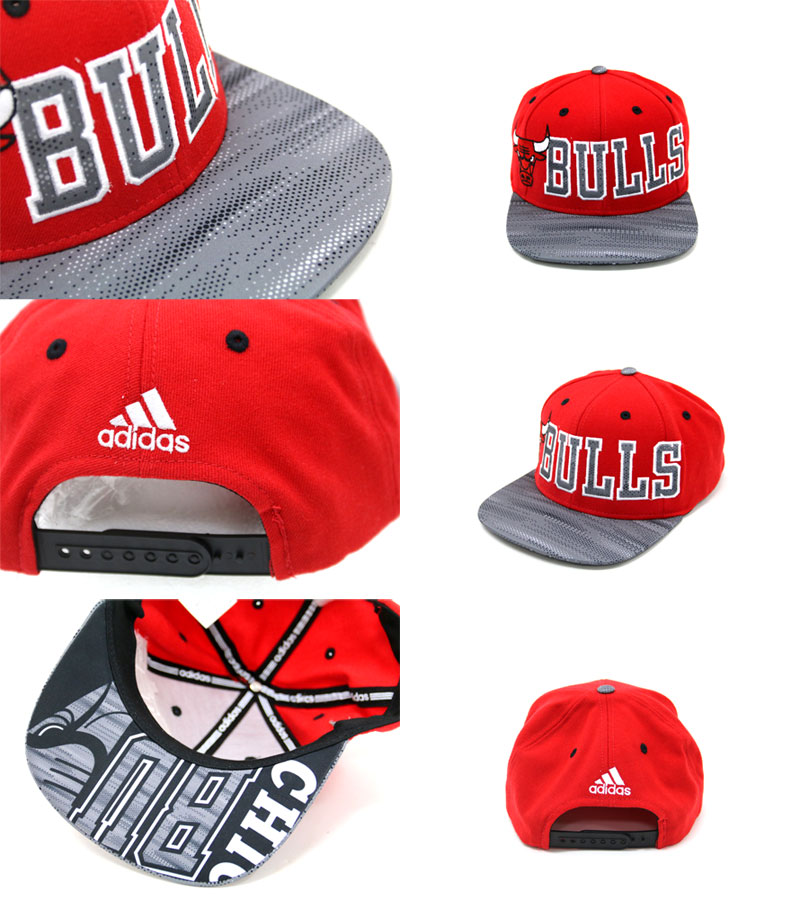 5f4a9dd529c Adidas NBA cap basketball team hat CAP logo embroidery man and woman  combined use street basketball ball basketball team BULLS LAKERS Chicago  Bulls Los ...
