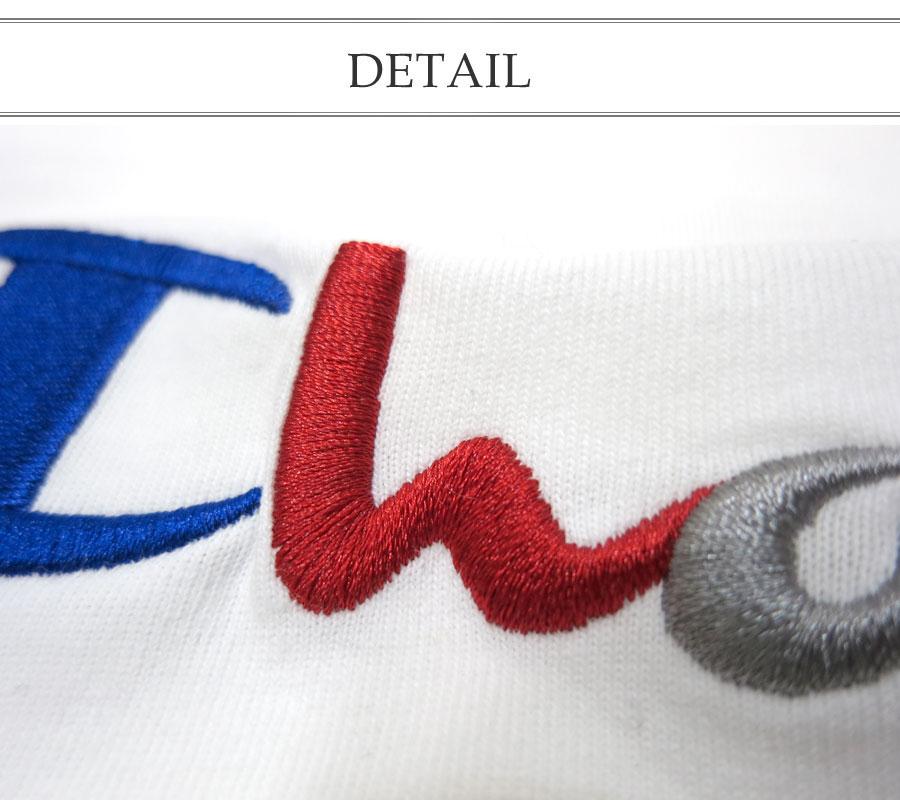 Marukawa Champion T Shirt Men Action Style Logo Embroidery T Shirt