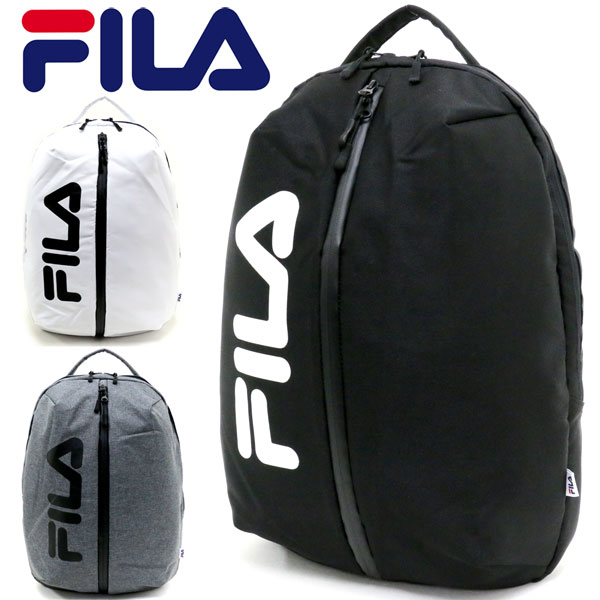 323dfdf43d64 FILA Fila rucksack backpack rucksack men gap Dis adult man and woman  combined use large-capacity commuting attending school student excursion stylish  casual ...