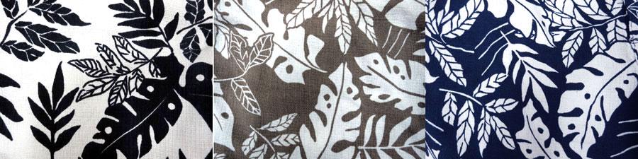 "NYLAUS CLOTHING / nairasclosing-prepare materials-3 colors! ""Botanical"" short pants [marukawa and specialty store and brand clothes / floral / leaf / Botanica"