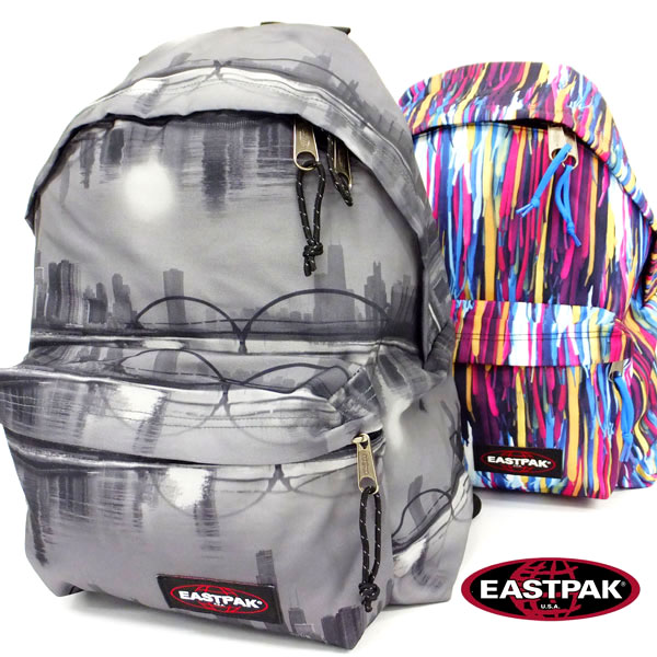 EASTPAK / 东包 EK620H-尼龙-2 颜色! Padettopacker 背包