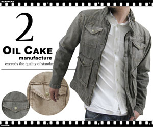 """乐天排名奖油蛋糕和蔗渣硫化处理工装裤""""M""""型夹克"""