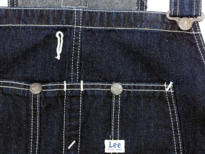 """大的尺寸人Lee ri LM4254-900~粗斜紋布材料~全1色2L,3L,4L,5L""""AMERICAN RIDERS""""連褲工作服(一洗滌)"""