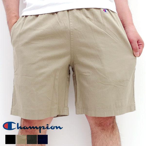 男子冠军斜纹短裤 [丸 / 男短裤 / carifonia / 斜纹裤房磨损 / 卢和短的短裤,棉花,底面,膝盖上颜色短裤 / 短裤 /Cham