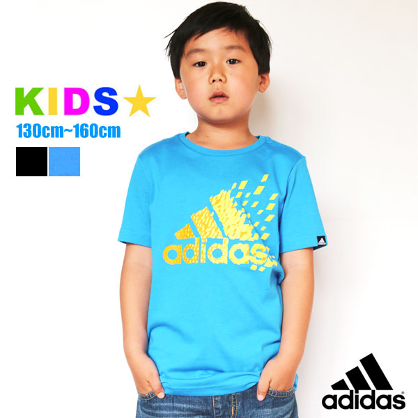 db14ee5e adidas T shirt short sleeve kids [marukawa / Korea / junior / boys / girls  ...