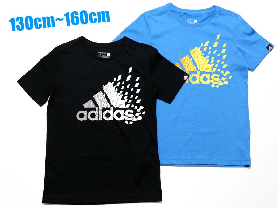 adidas T shirt short sleeve kids [marukawa / Korea / junior / boys / girls