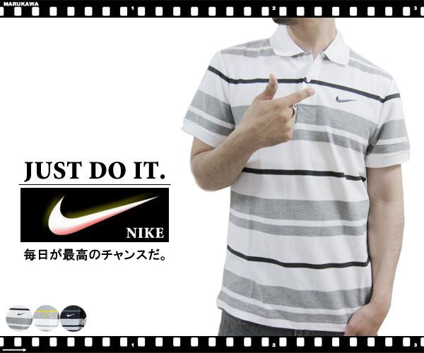 NIKE Nike-Polo stock-tip embroidery