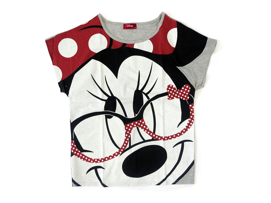 Marukawa Minnie Mouse T Shirt Womens Rakuten Global Market