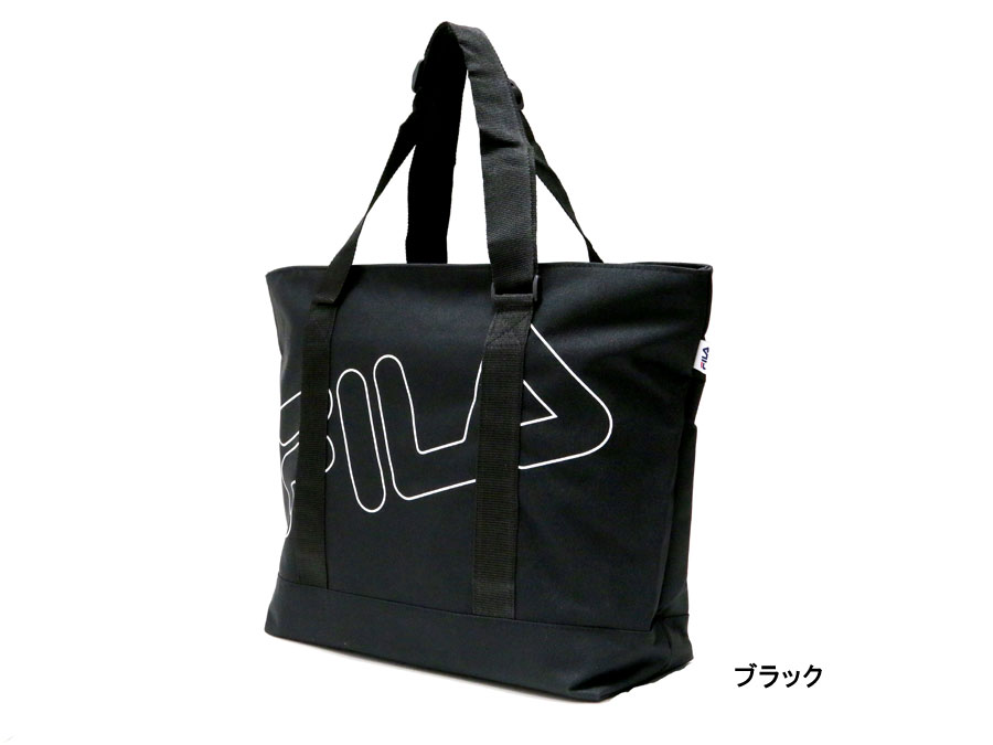 手提袋 FILA 斐樂俱樂部時尚運動運動學校學校流行男裝女裝街原住宿 FILA 斐樂手提袋 fila 手提包