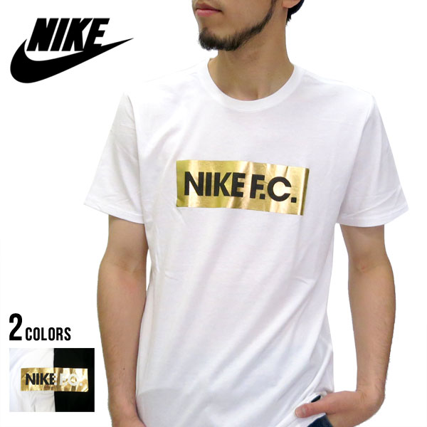 Nike men's NIKE FC foil T shirt t shirt