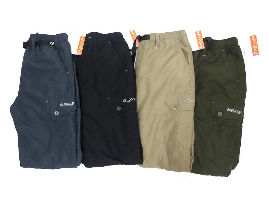 730ff161fd0 MARUKAWA  Warmth bread outdoor cargo pant men s easy underwear back ...