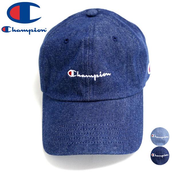 Marukawa Champion Denim Logo Embroidery Cap Hat Logo Cap Embroidery
