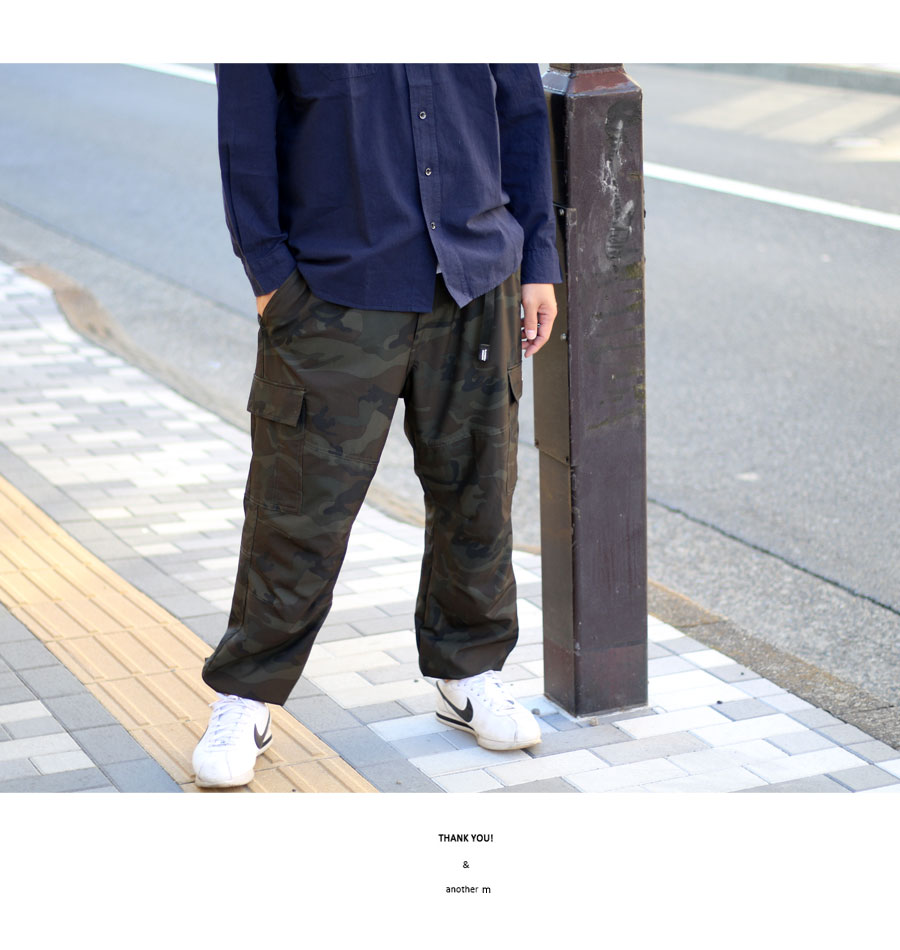 6ba2caba9f7 MARUKAWA  Big size men stretch cargo jogger underwear OUTDOOR ...