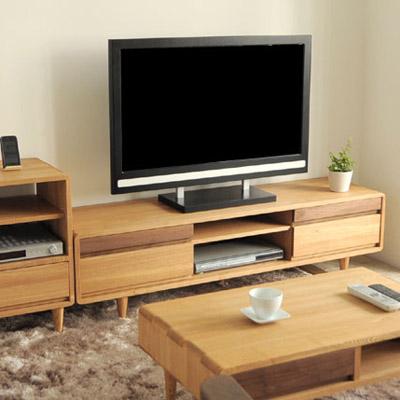 KWシリーズ テレビ台 テレビボード 125 150 180 AVキャビネット ローボード 無垢 北欧 ウォールナット タモ 無垢材 ]【在庫分即出荷可能】※サイズにより価格・送料が変更。ご注文後当店より正しい金額をメールします。