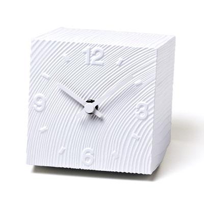 レムノス 置き時計 cube(キューブ)【送料無料】【受注生産】, 上牧町:0b4e8183 --- benqdirect.jp