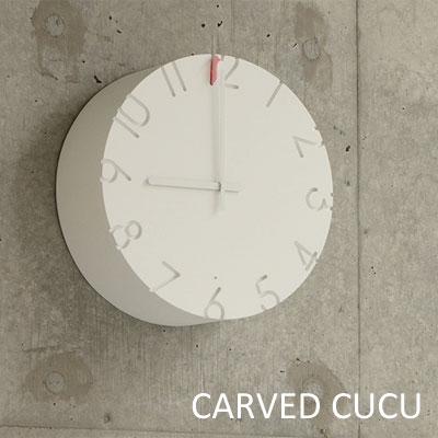 レムノス 鳩時計 掛け時計 新発売 はと時計 ハト時計 掛時計 売れ筋ランキング LEMNOS タカタレムノス 送料無料 納期要確認 CUCU 在庫なし ハト時計CARVED カーヴドクク カーヴドシリーズのカッコー時計バージョン