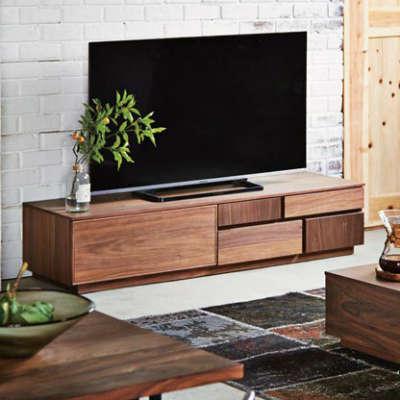 アトリ テレビボード 幅150/幅180[ 国産 テレビ台 TVボード ローボード ]【配送設置・送料無料】※幅により価格が異なります。ご注文後、正しい金額をご案内します。